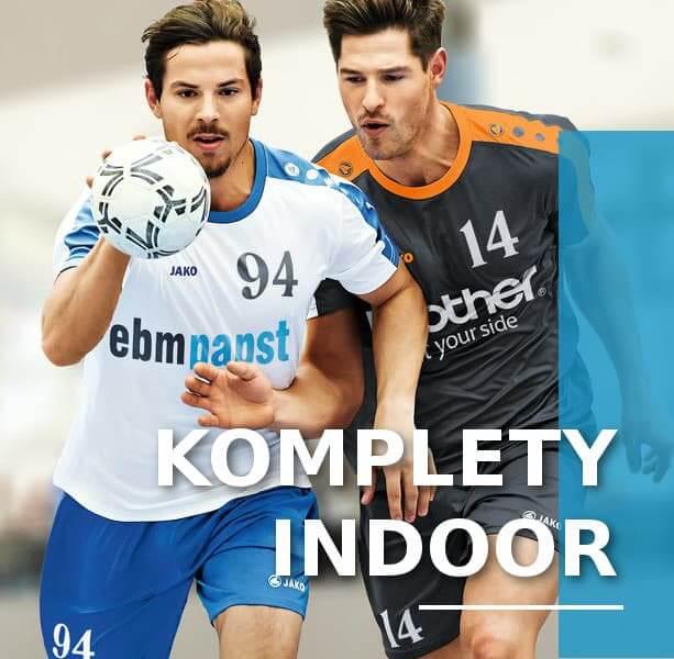 Komplety meczowe Indoor