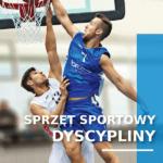 Sprzęt sportowy - dyscypliny