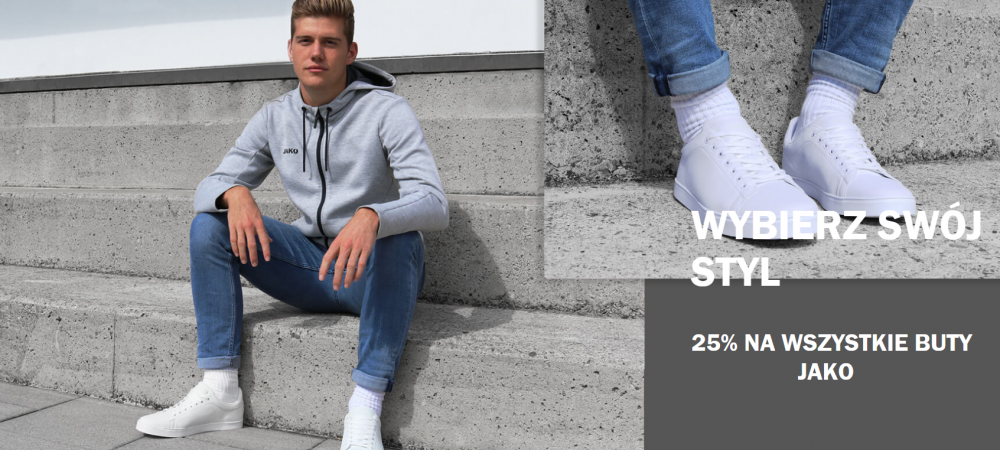 promocja buty sportowe